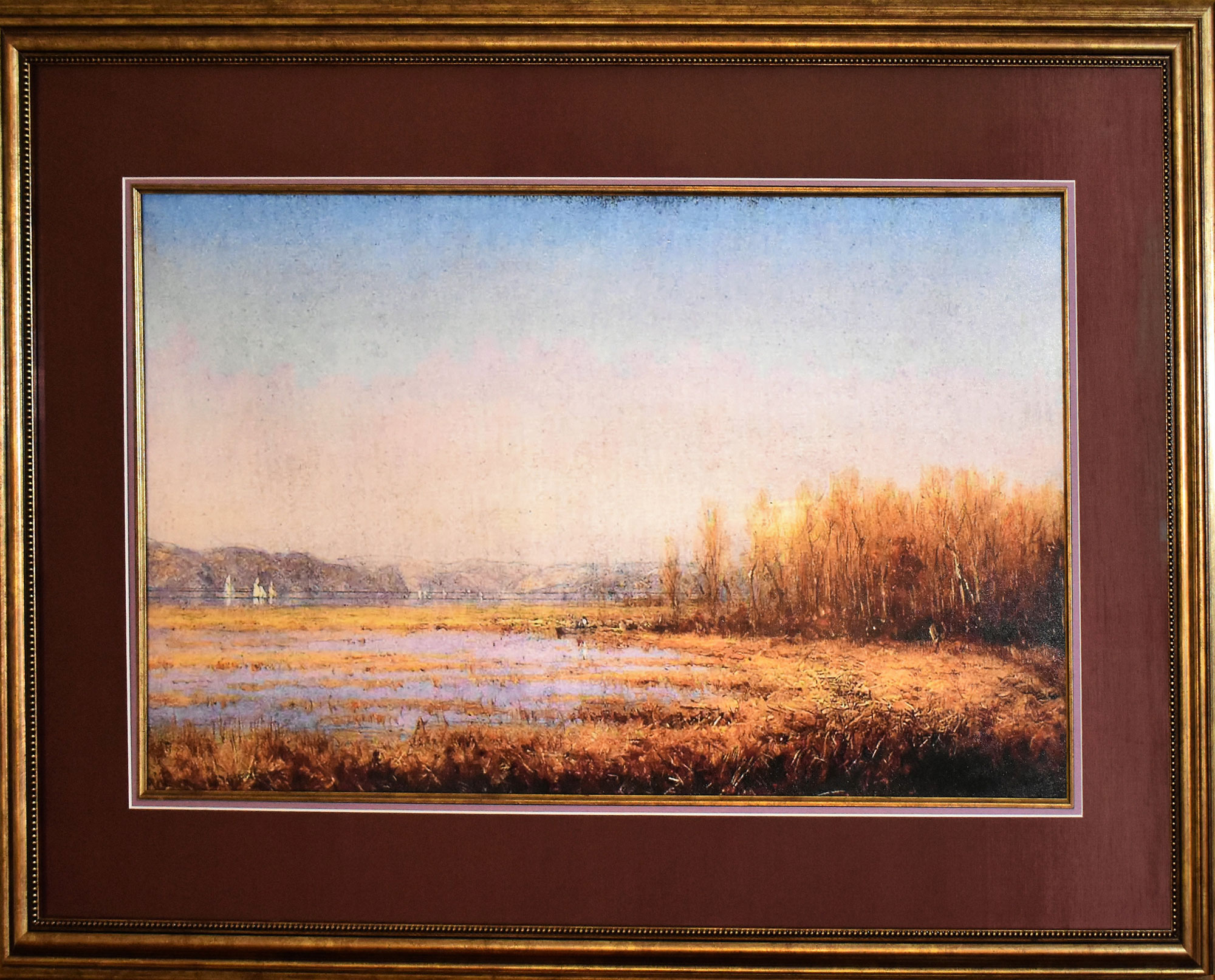 Gifford Landscape,  Constitution Marsh