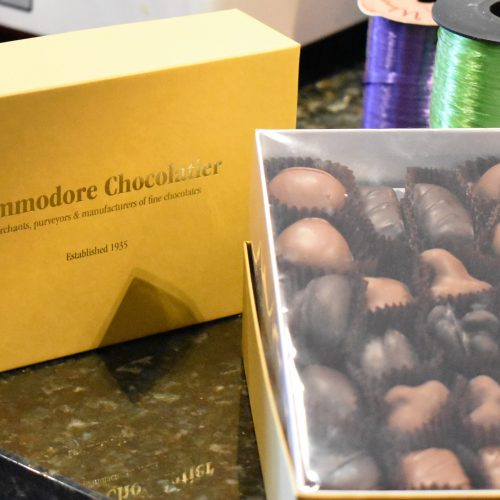 Commodore Gift-Boxed Chocolates