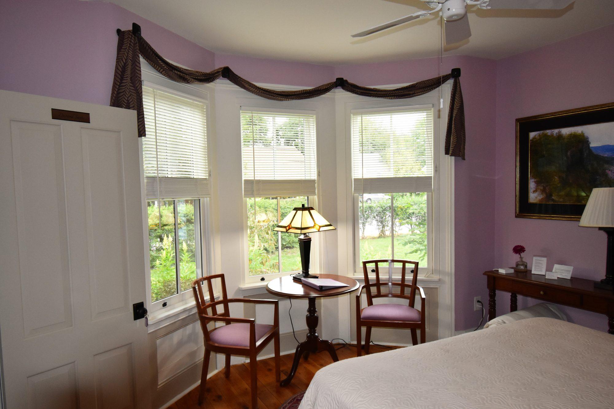 Durand Bay Window