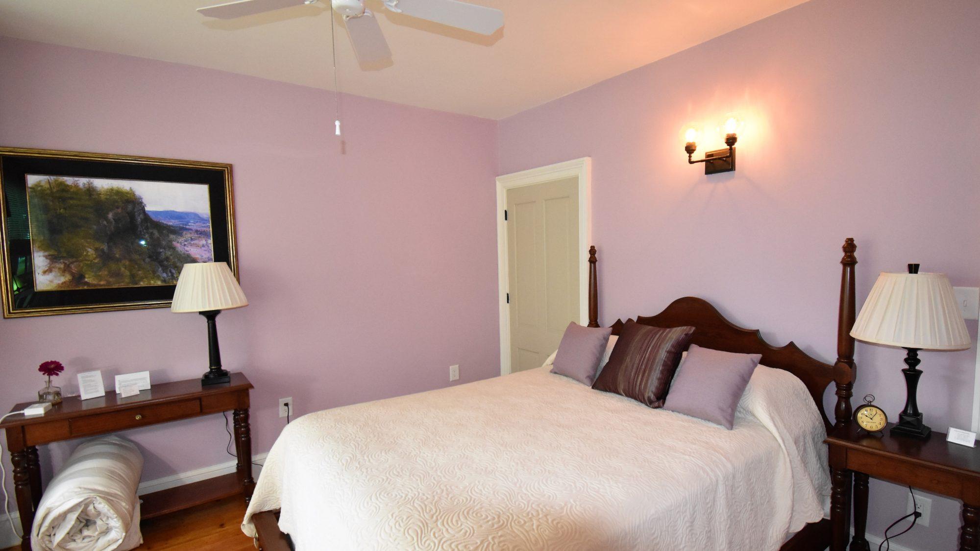 Durand Bedroom Overview