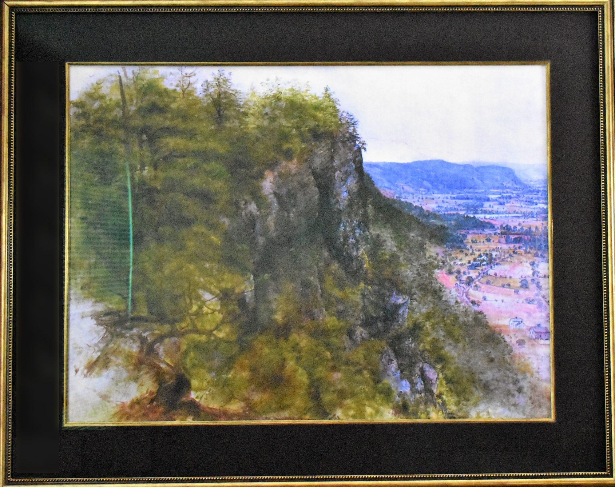 Asher Durand, Mountain Vista
