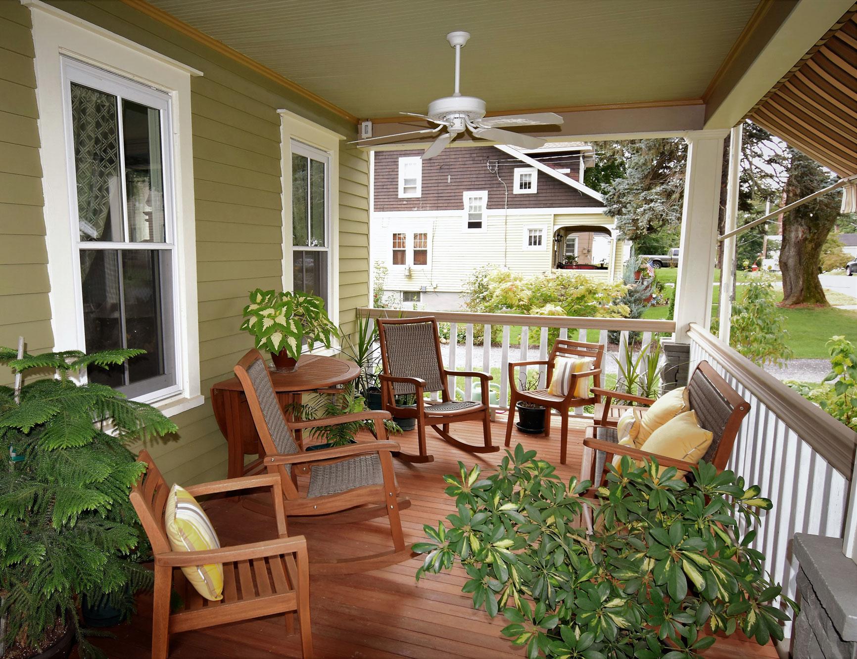 Cole Front Porch