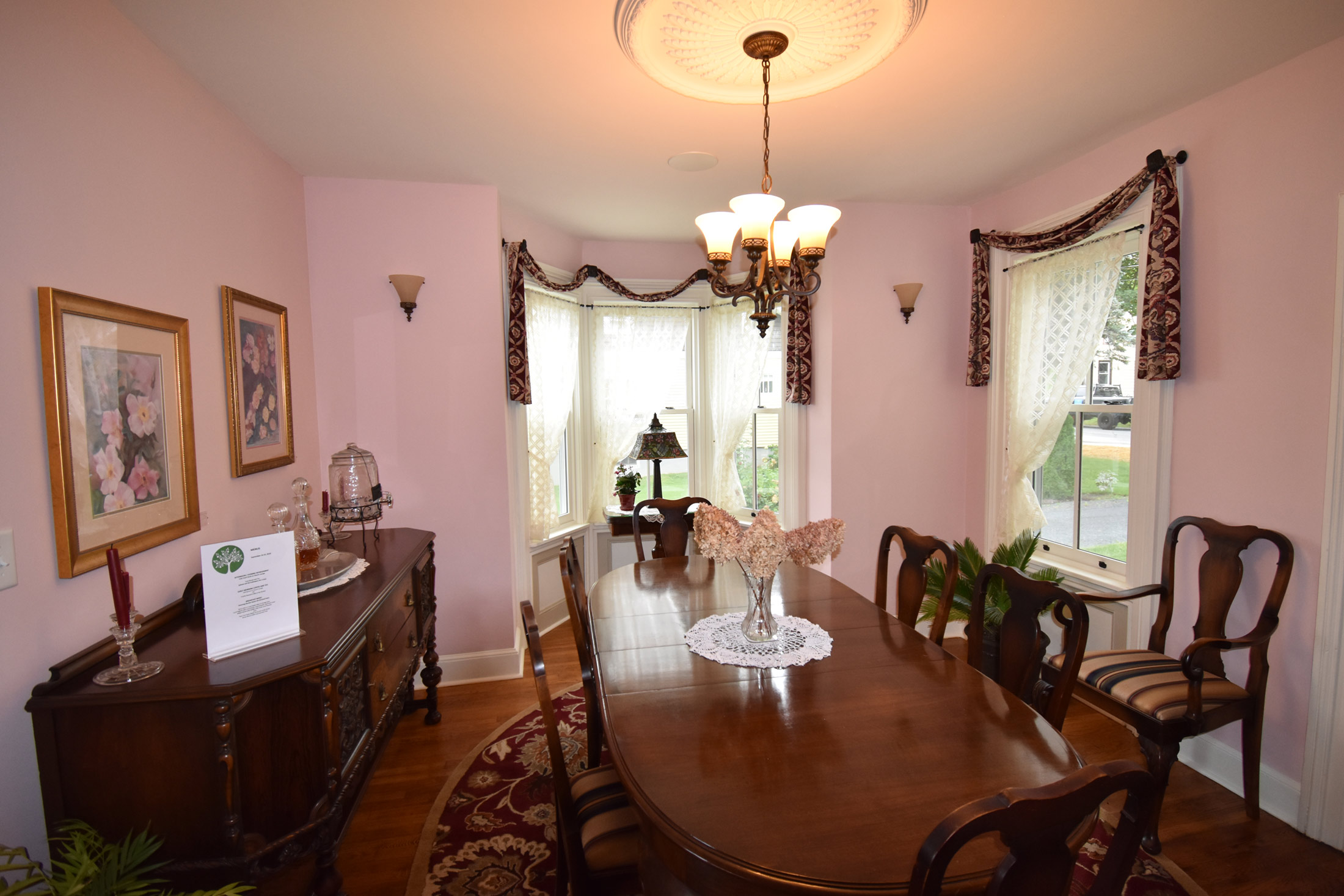 Cropsey Dining Room