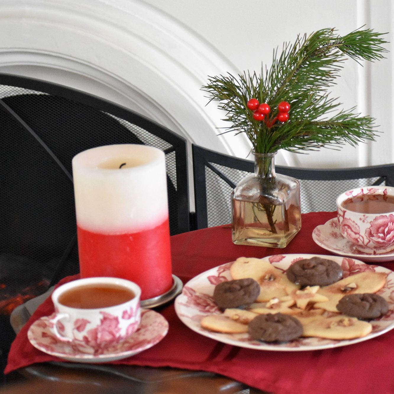 Afternoon Tea Christmas Cookies