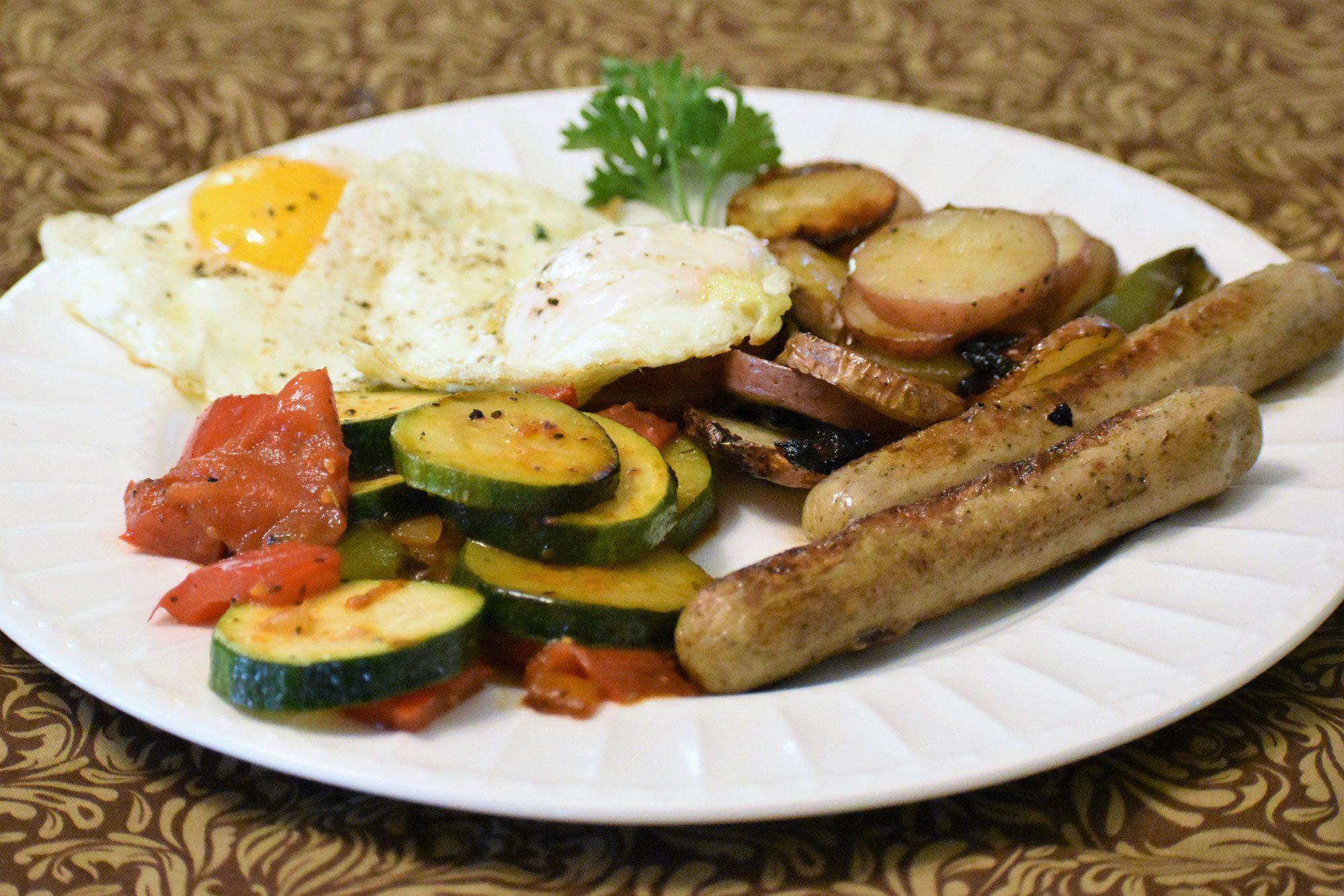 Hearty Winter Breakfast