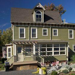 House East Facade