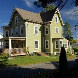 House South Facade