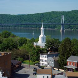 Roosevelt Bridge at Poughkeepsie